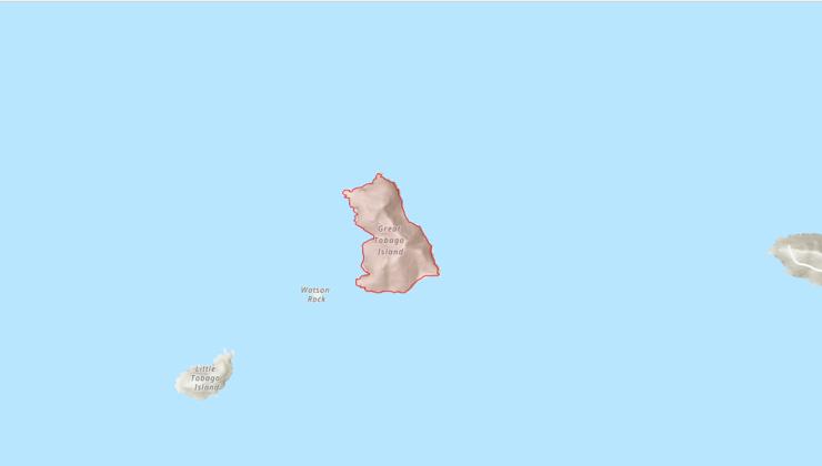 Great Tobago Island